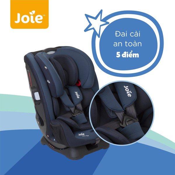 Ghế ngồi ô tô cao cấp cho bé Joie Every Stage chính hãng   Ghế ngồi ô tô cao cấp cho bé Joie Every Stage chính hãng