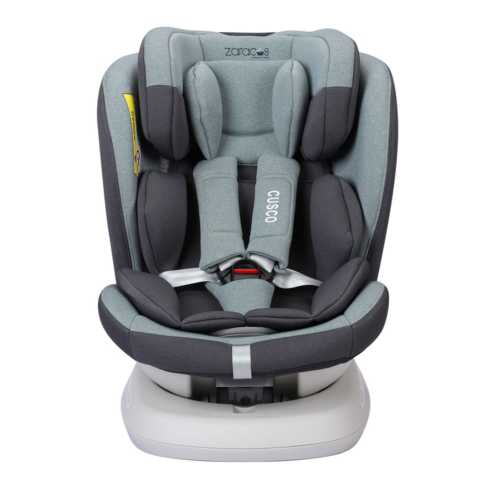 Ghế ngồi ô tô cho bé Zaracos Cusco 6406 Isofix