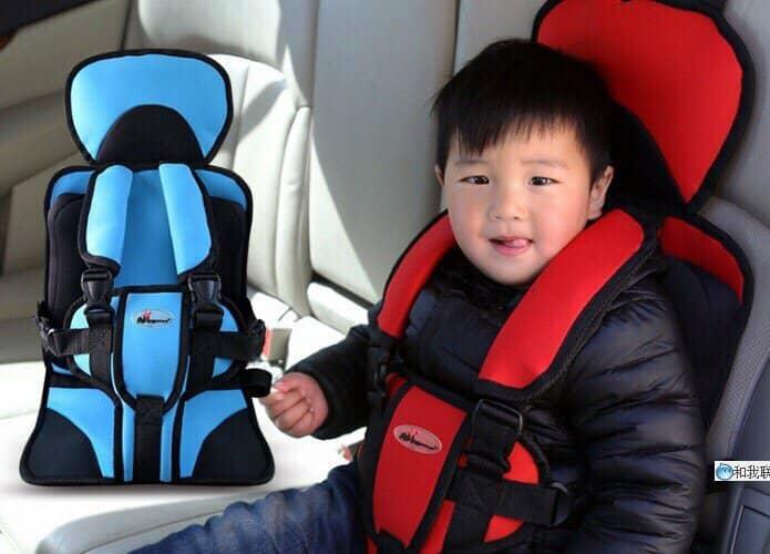 Ghế ngồi ô tô đi kèm đai bảo vệ cho bé từ 6 đến 36 tháng tuổi