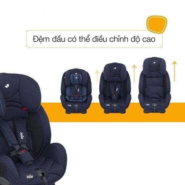 Ghế ngồi ô tô Joie Stages cho bé sơ sinh đến 7 tuổi