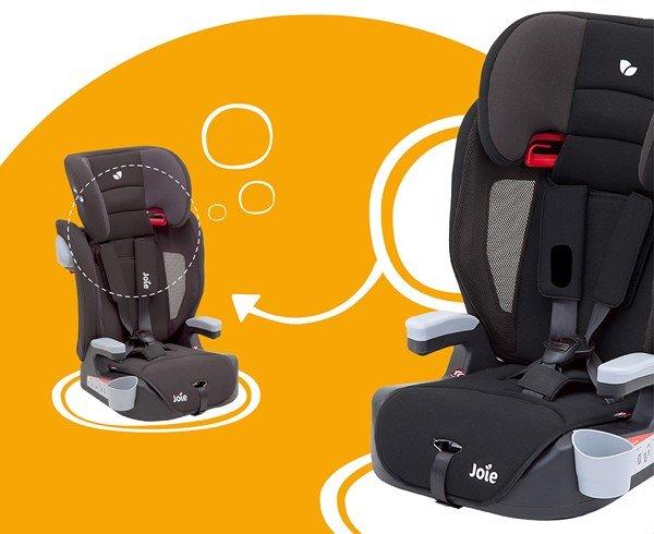 Ghế ngồi ô tô cho trẻ em Joie Elevate tiện lợi bảo vệ cho bé