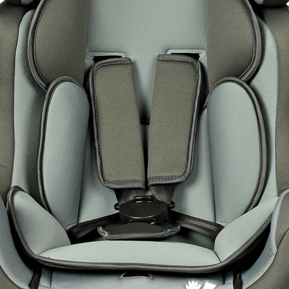 Ghế ngồi ô tô cho bé Zaracos Aroma 7196 hỗ trợ không gian ghế rộng