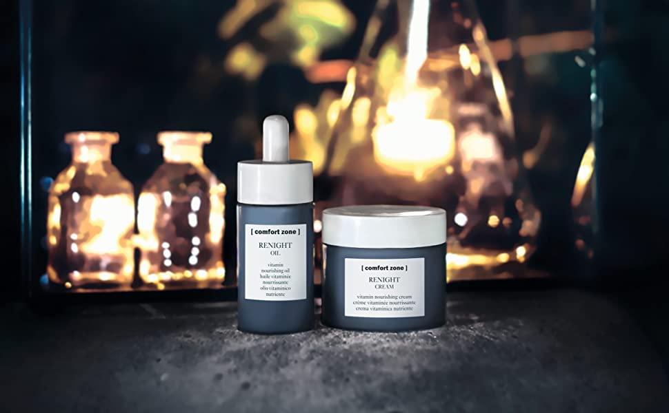Kem hỗ trợ dưỡng ẩm cao cấp đến từ Ý Comfort Zone Renight Cream