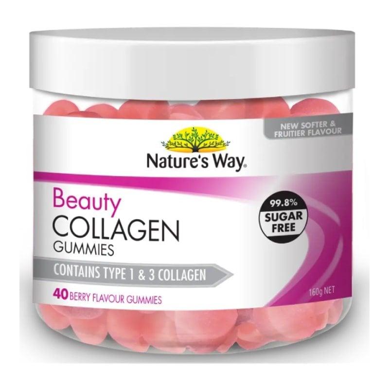 Kẹo dẻo collagen Nature's Way Beauty Collagen Gummies
