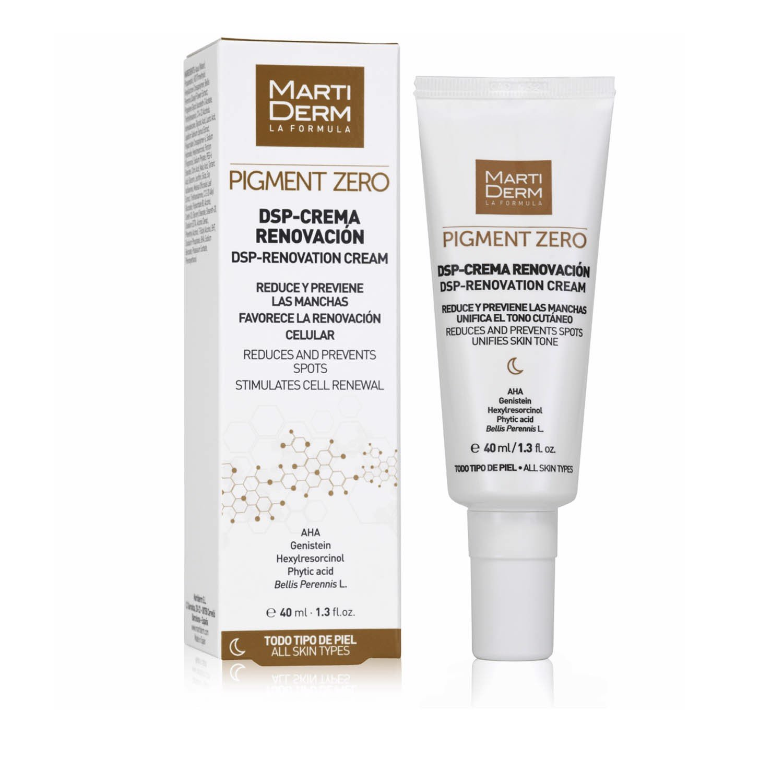 Kem dưỡng MartiDerm Pigment Zero DSP Renovation Cream