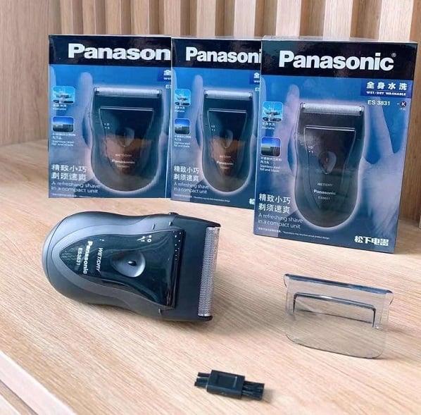 Trọn bộ Máy cạo râu Panasonic ES3831