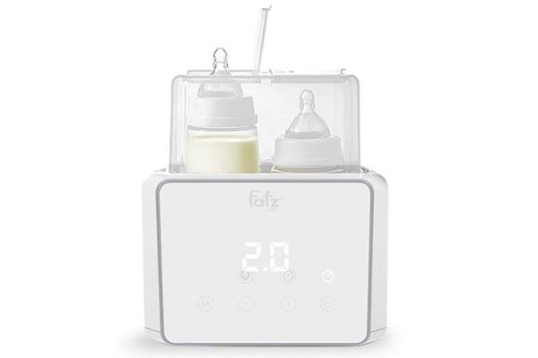 Máy hâm sữa, tiệt trùng điện tử Fatzbaby Duo 3 FB3093V