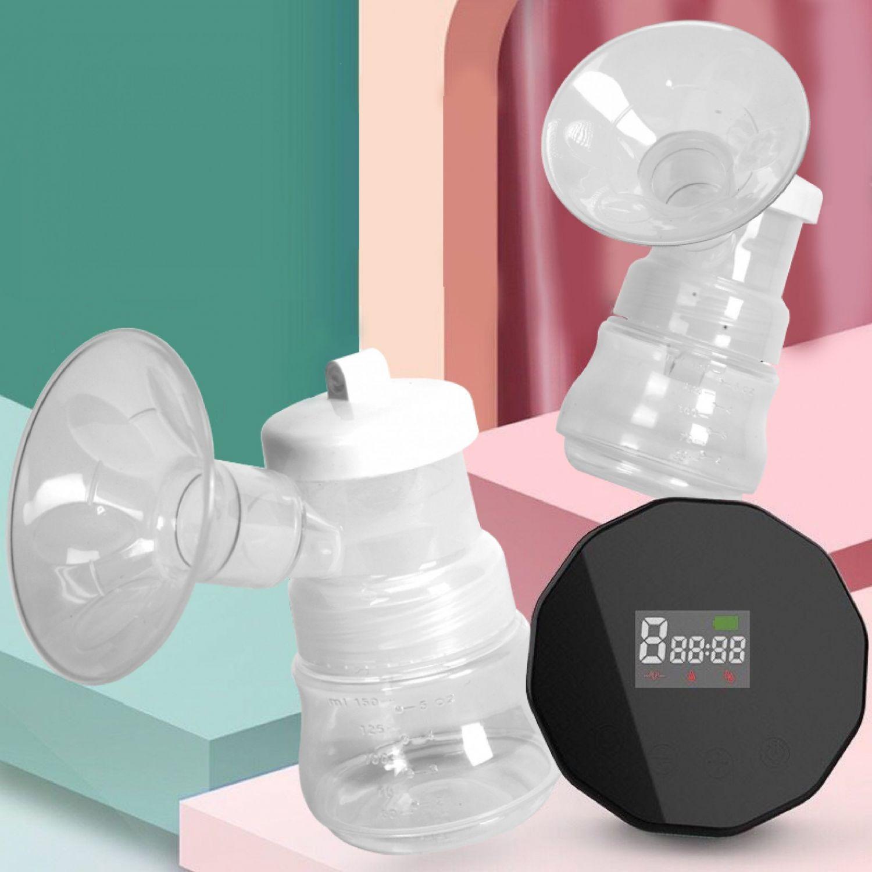 Máy hút sữa điện đôi Rozabi Basic Plus bỗ trợ tiện lợi, bảo vệ bé toàn diện