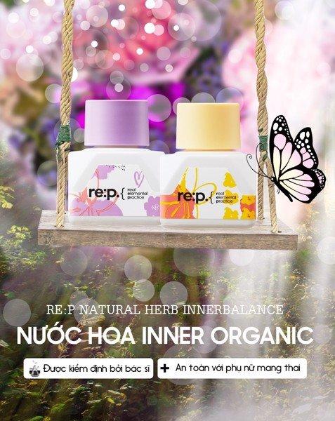Nước hoa vùng kín Re:p Natural Herb Inner Balance