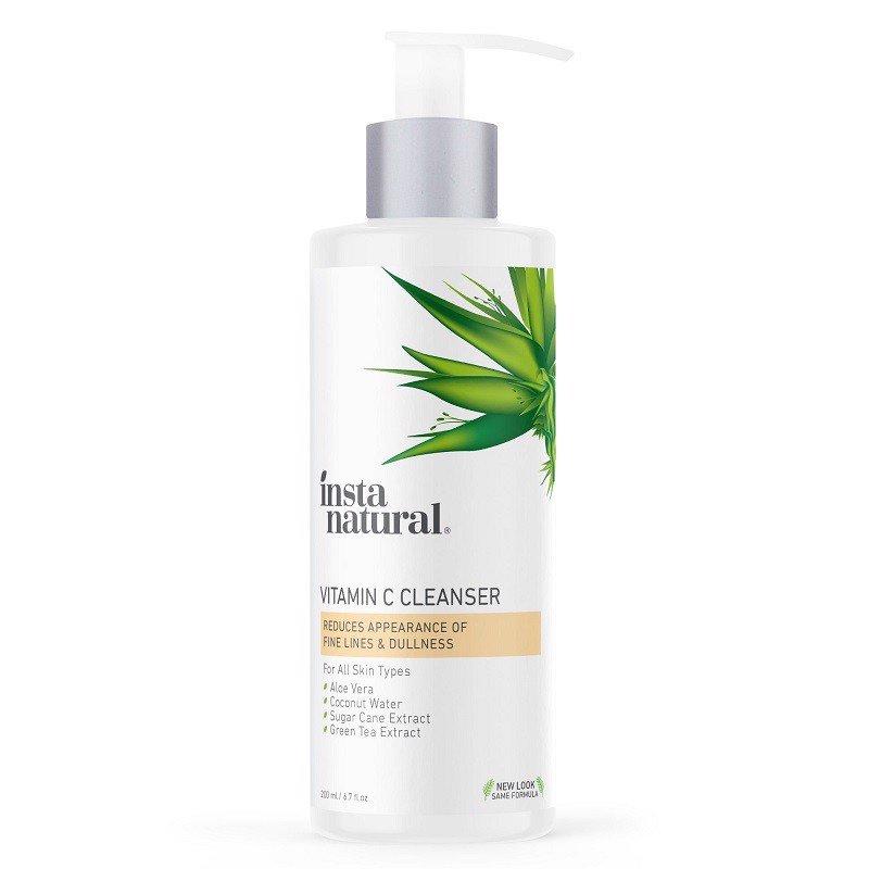 Sữa rửa mặt InstaNatural Vitamin C Cleanser