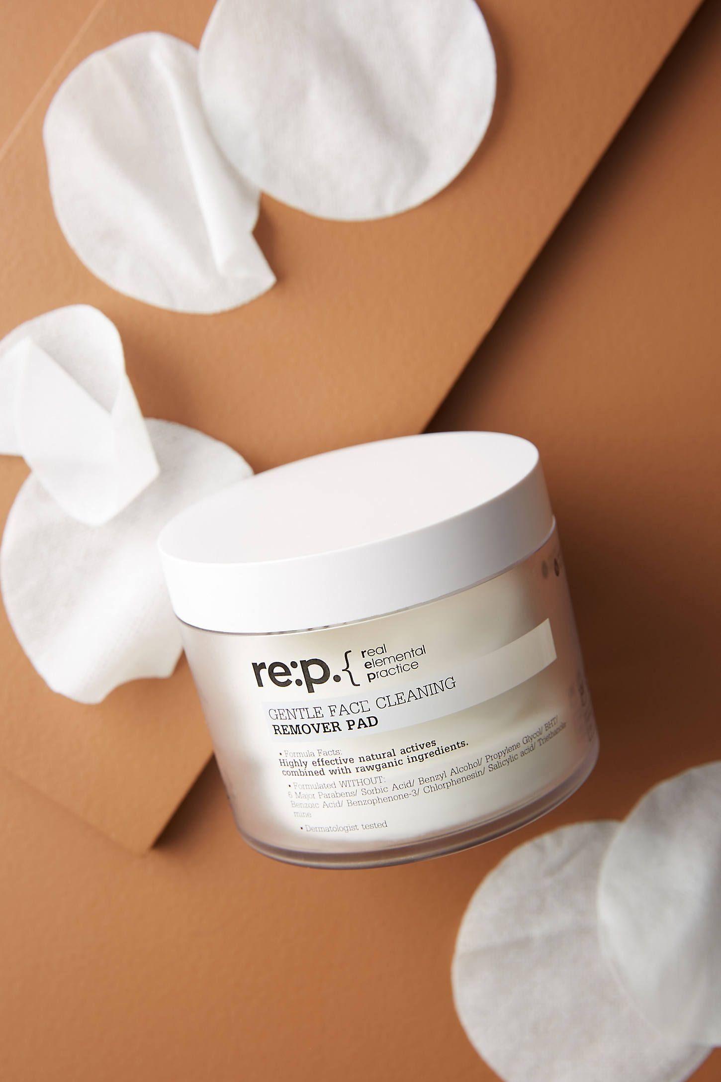 Tẩy trang Re:p dạng miếng Re:p Gentle Face Cleaning Remover Pad Hàn Quốc, 70 miếng