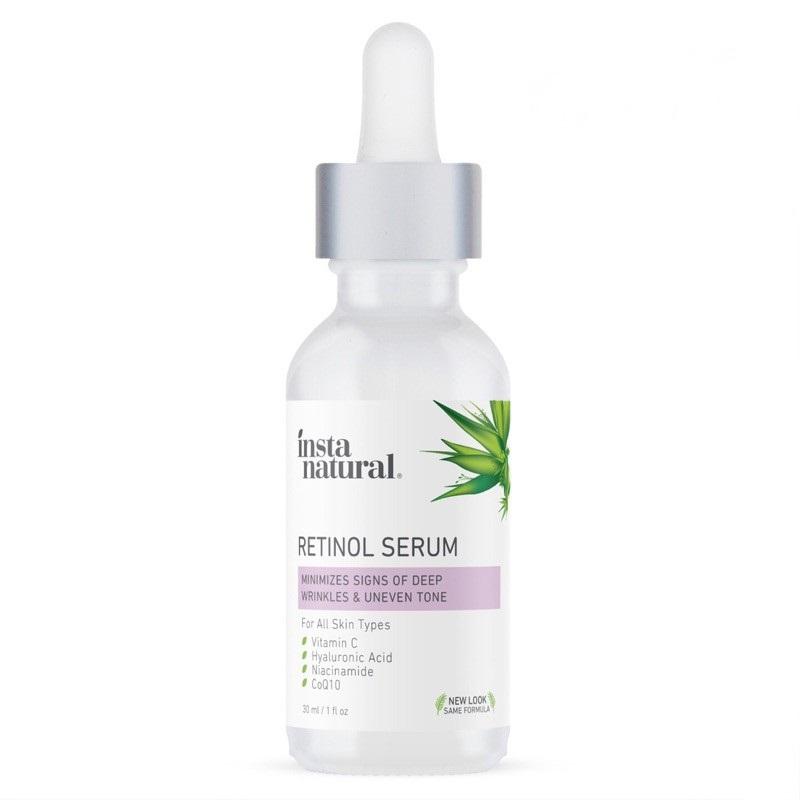 Tinh chất dưỡng da Retinol InstaNatural chính hãng Mỹ