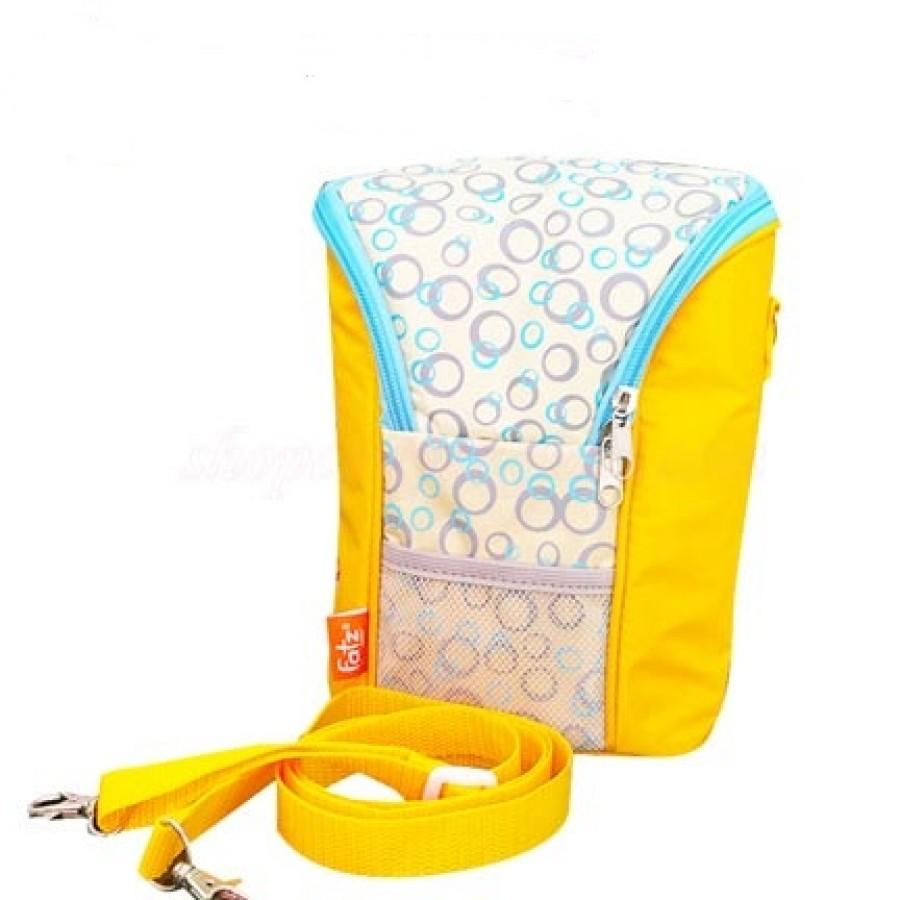 Túi giữ nhiệt bình sữa cho bé Fatzbaby FB 2006SL
