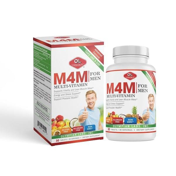 Viên uống M4M Multi-Vitamin For Men