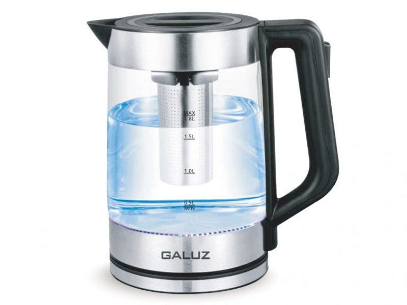 Ấm điện đun nước siêu tốc Galuz GK-01 chính hãng