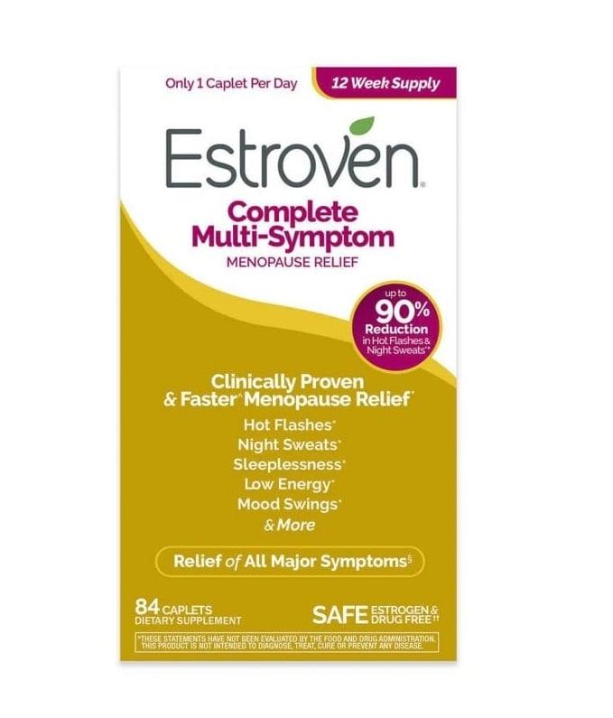 Viên uống Estroven Complete Multi-Symptom của Mỹ