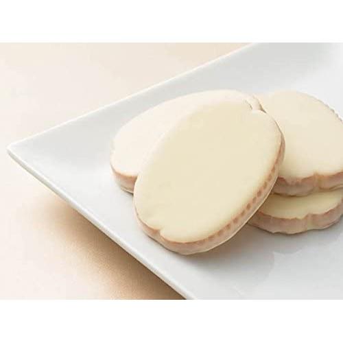 bánh quy Bourbon phủ socola trắng