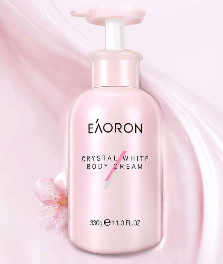 Kem dưỡng trắng da toàn thân Eaoron Crystal White Body Cream