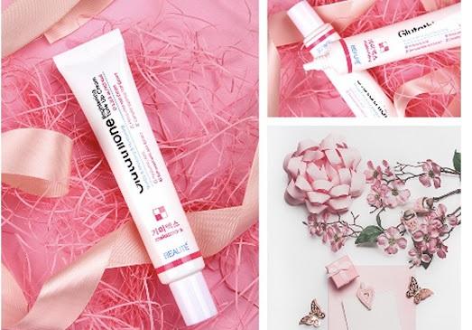 Melasma Glutathione Brightening Cream hỗ trợ chăm sóc da sáng bóng mịn màng