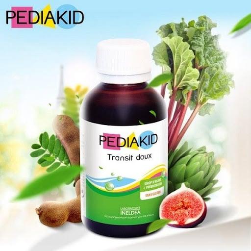Pediakid Transit doux hỗ trợ cải thiện tiêu hóa cho trẻ
