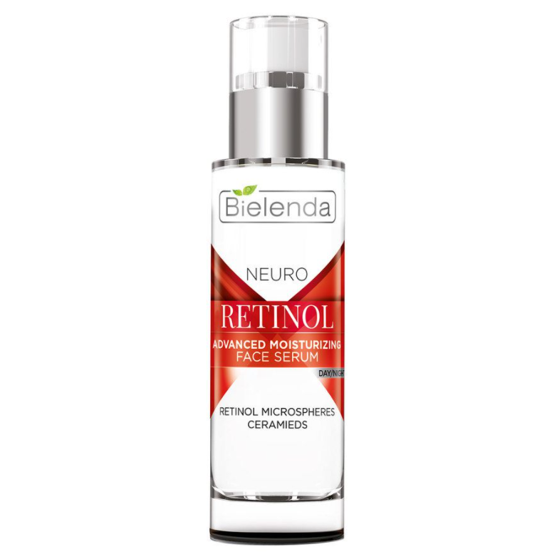 Serum dưỡng ẩm trẻ hóa Bielenda Neuro Retinol Advanced Moisturizing