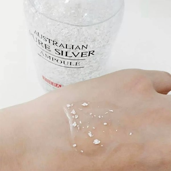 Serum dưỡng trắng tinh chất bạc Thera Lady Silver Pure Gold Ampoule 100ml của Úc