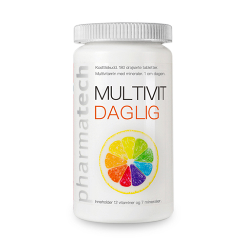 Viên uống Multivit Daglig Pharmatech