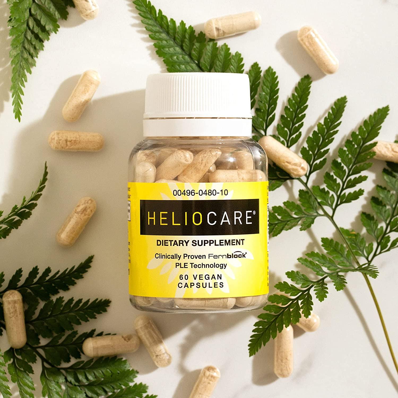 Bổ sung 1 viên Heliocare Daily Use mỗi ngày trong suốt 365 ngày giúp hỗ trợ nâng cao khả năng chống nắng của cơ thể