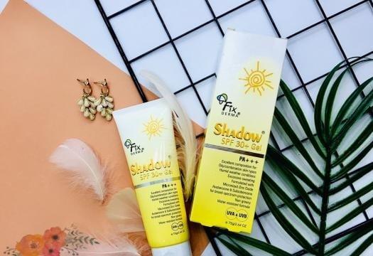 Kem chống nắng Fixderma Shadow cream SPF 50+