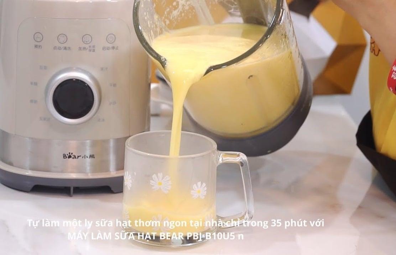 Chất lượng sữa sánh mịn, an toàn