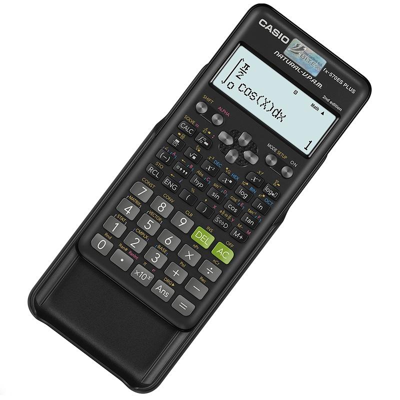 Máy tính Casio fx-570ES Pluschính hãng bảo hành 7 năm