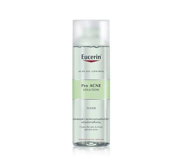 Nước cân bằng EucerinPro Acne Solution Toner