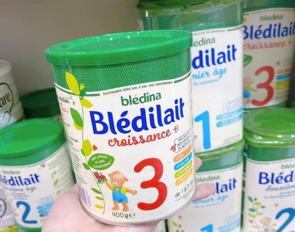 Sữa bột Bledilait số 3 cho bé