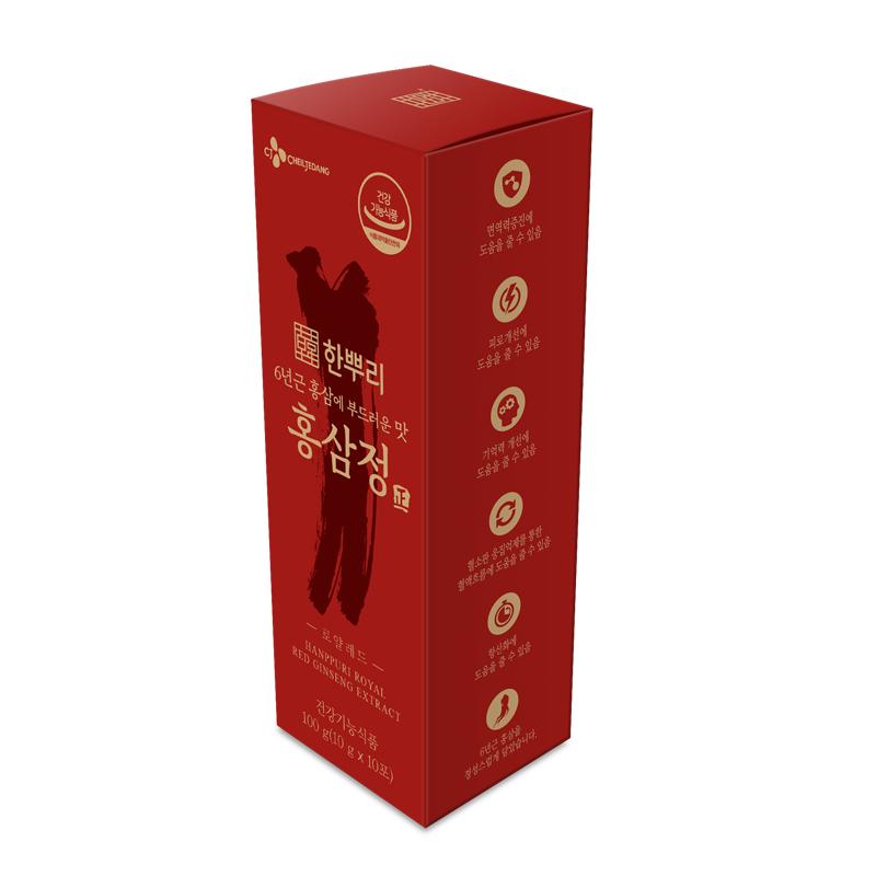 Tinh chất hồng sâm Hanppuri Korean Royal Red Ginseng