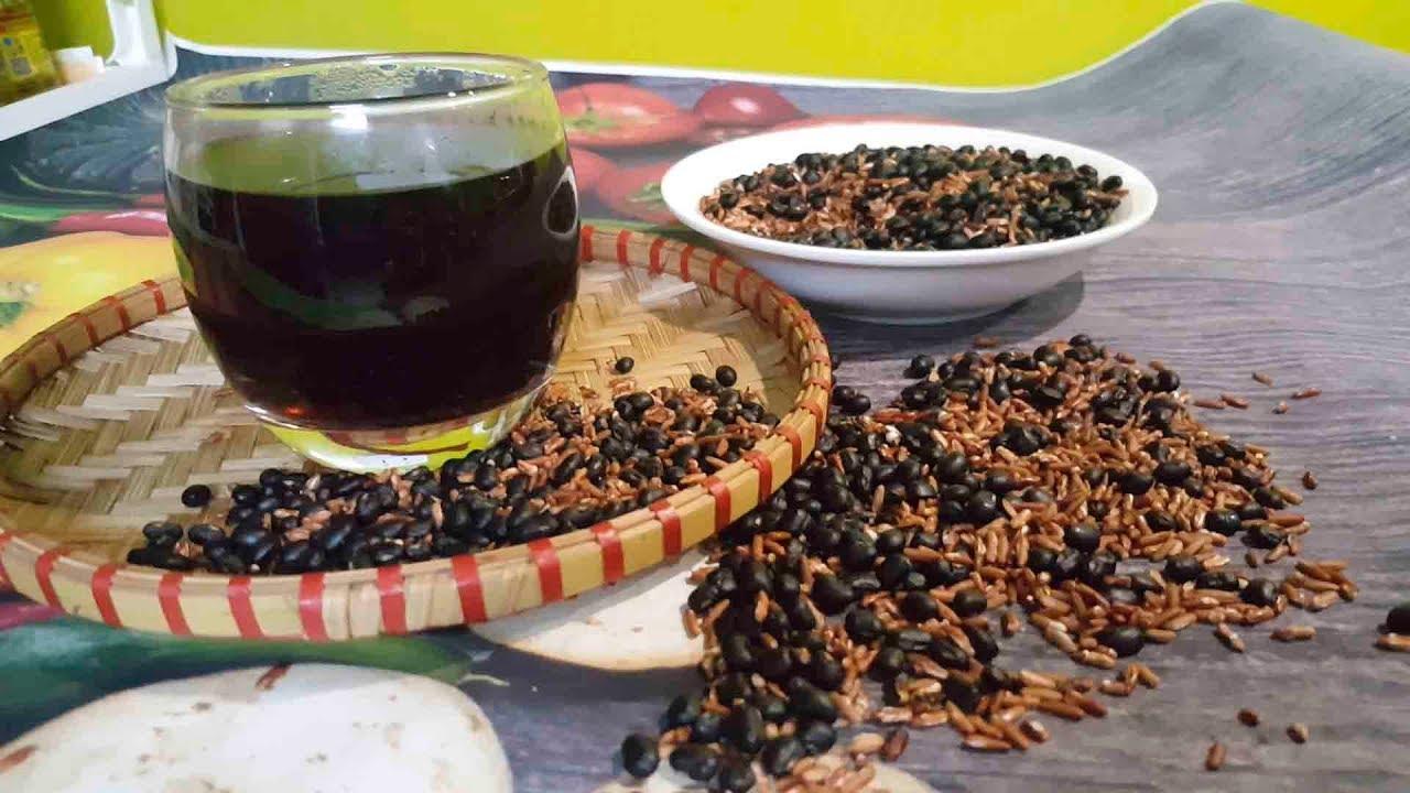 Trà gạo lứt đậu đen cao cấp