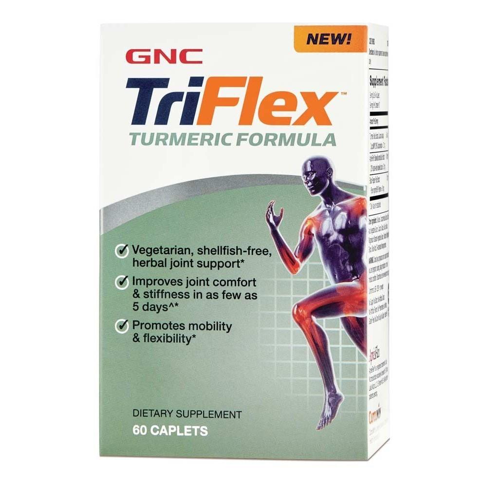 Viên uống GNC TriFlex Turmeric Formula