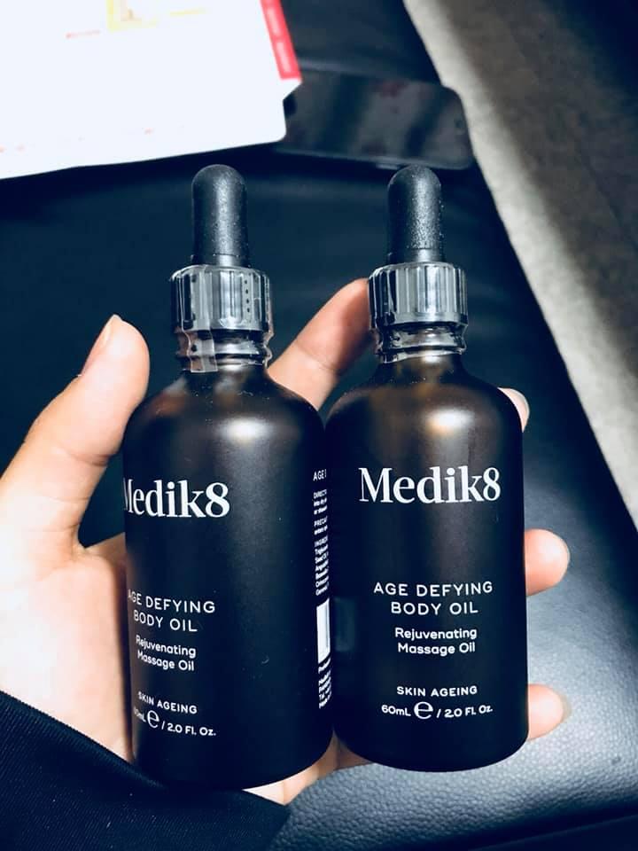 Tinh dầu dưỡng thể Medik8 Age Defying Body Oil 60ml chính hãng