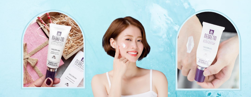 Kem chống nắng Neoretin Discrom Control Gel Cream SPF 50 dành cho mọi loại da