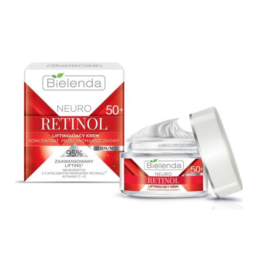 Kem dưỡng trẻ hóa da Bielenda Neuro Retinol 50ml