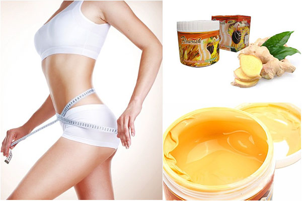 Kem Flourish Thái Lan 700ml hỗ trợ giảm mỡ bụng hiệu quả