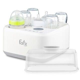 Máy tiệt trùng bình sữa Fatzbaby FB4320SJ Captain 1 hỗ trợ 4 bình tiệt trùng