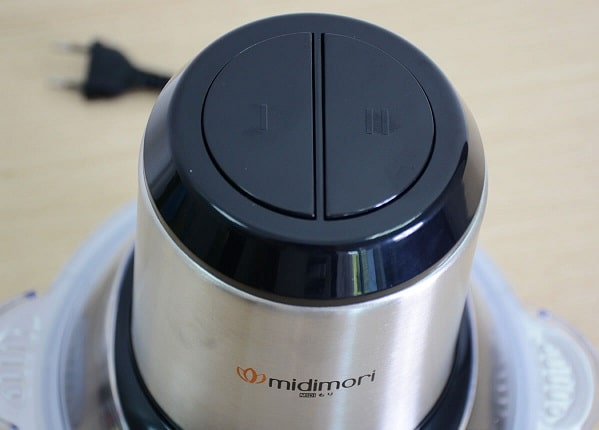 Máy xay thịt đa năng Chopper Midimori MDMR 800W thiết kế tiện lợi, dễ dàng sử dụng
