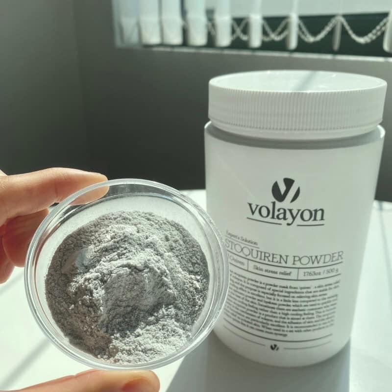 Mặt nạ tảo xoắn Volayon Stoquiren powder