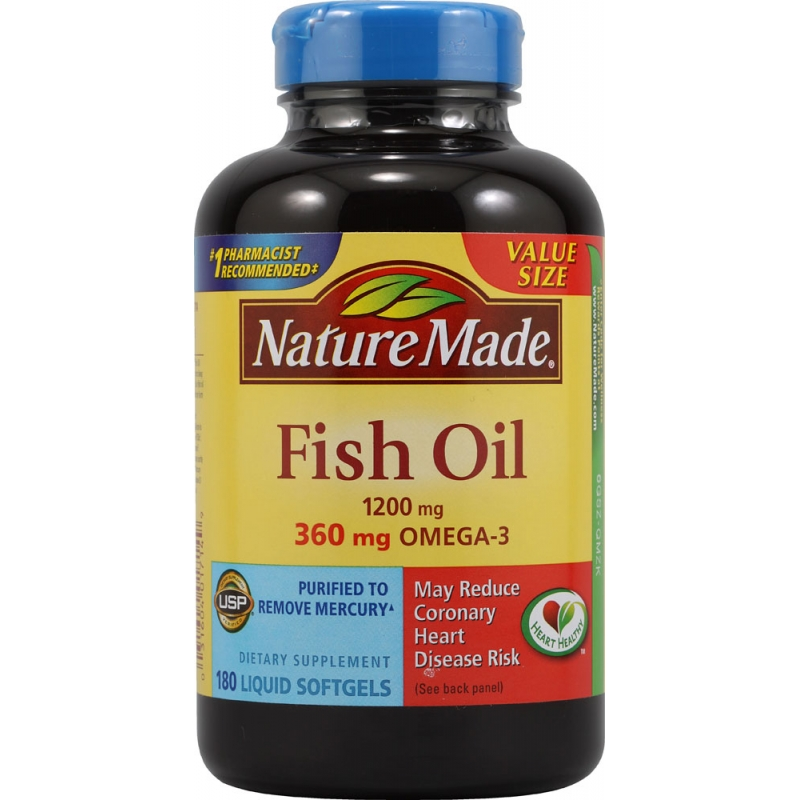 Fish oil nature made all about fish for Cla vs fish oil
