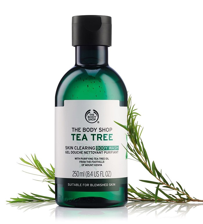 Sữa tắm The Body Shop Tea Tree Body Wash