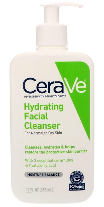 Sữa rửa mặt Cerave Hydrating Cleanser