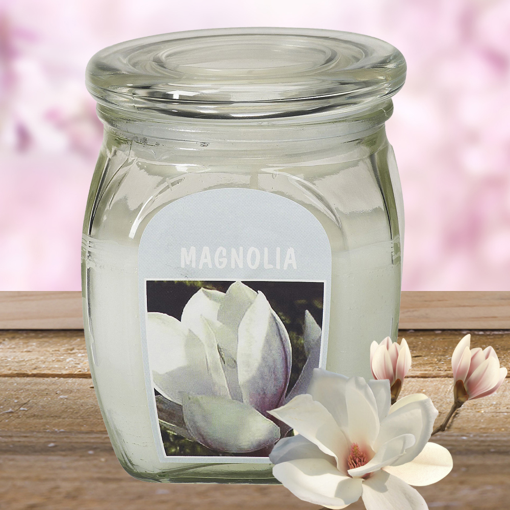 Hũ nến thơm tinh dầu Bolsius 305g QT024368 hoa mộc lan 1