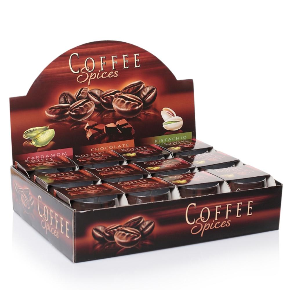 Ly nến thơm tinh dầu Bartek 100g QT024478 cà phê socola 1