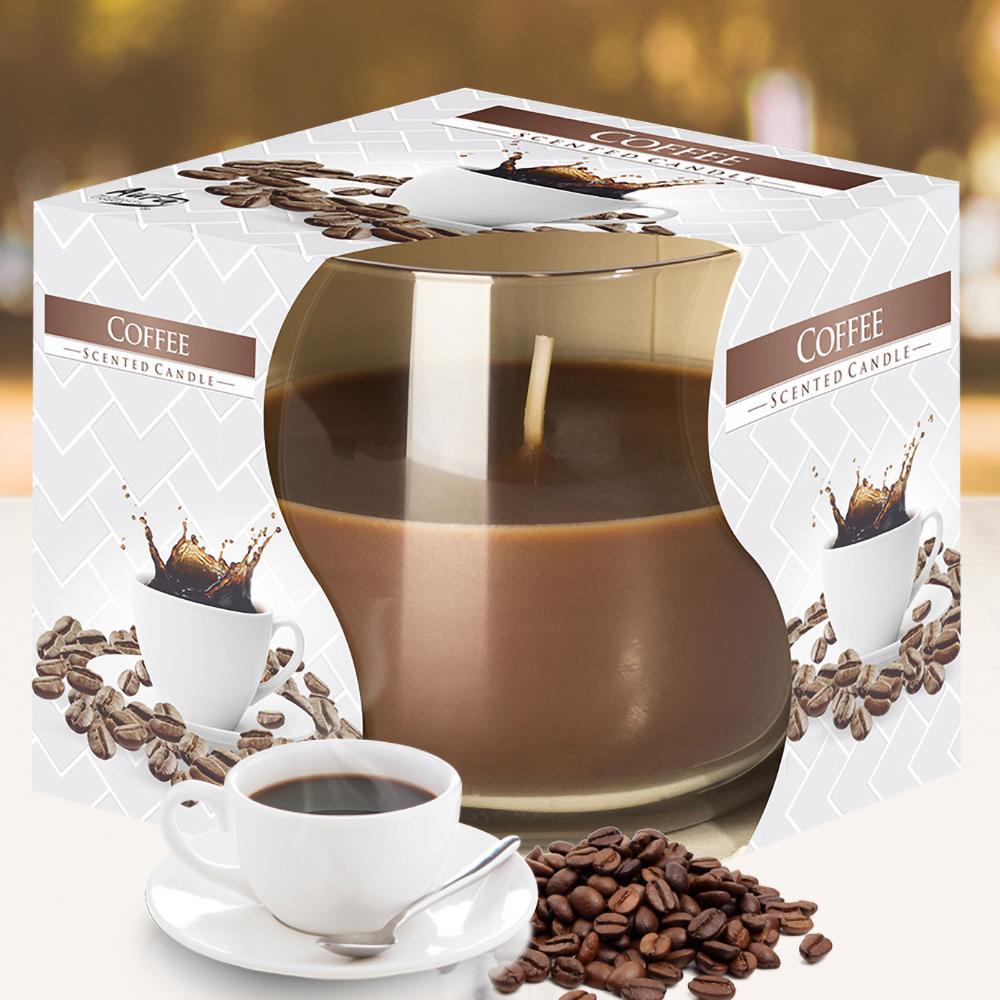 Ly nến thơm tinh dầu Bispol 100g QT024455 cà phê đen 1