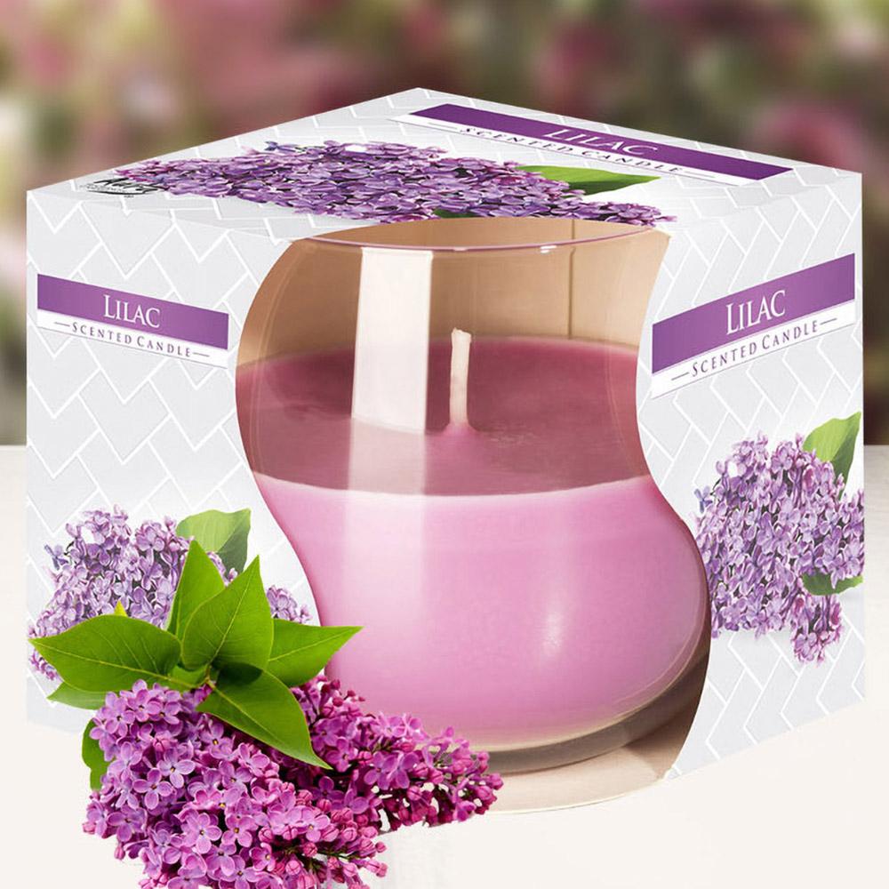 Ly nến thơm tinh dầu Bispol 100g QT024457 hoa tử đinh hương 1